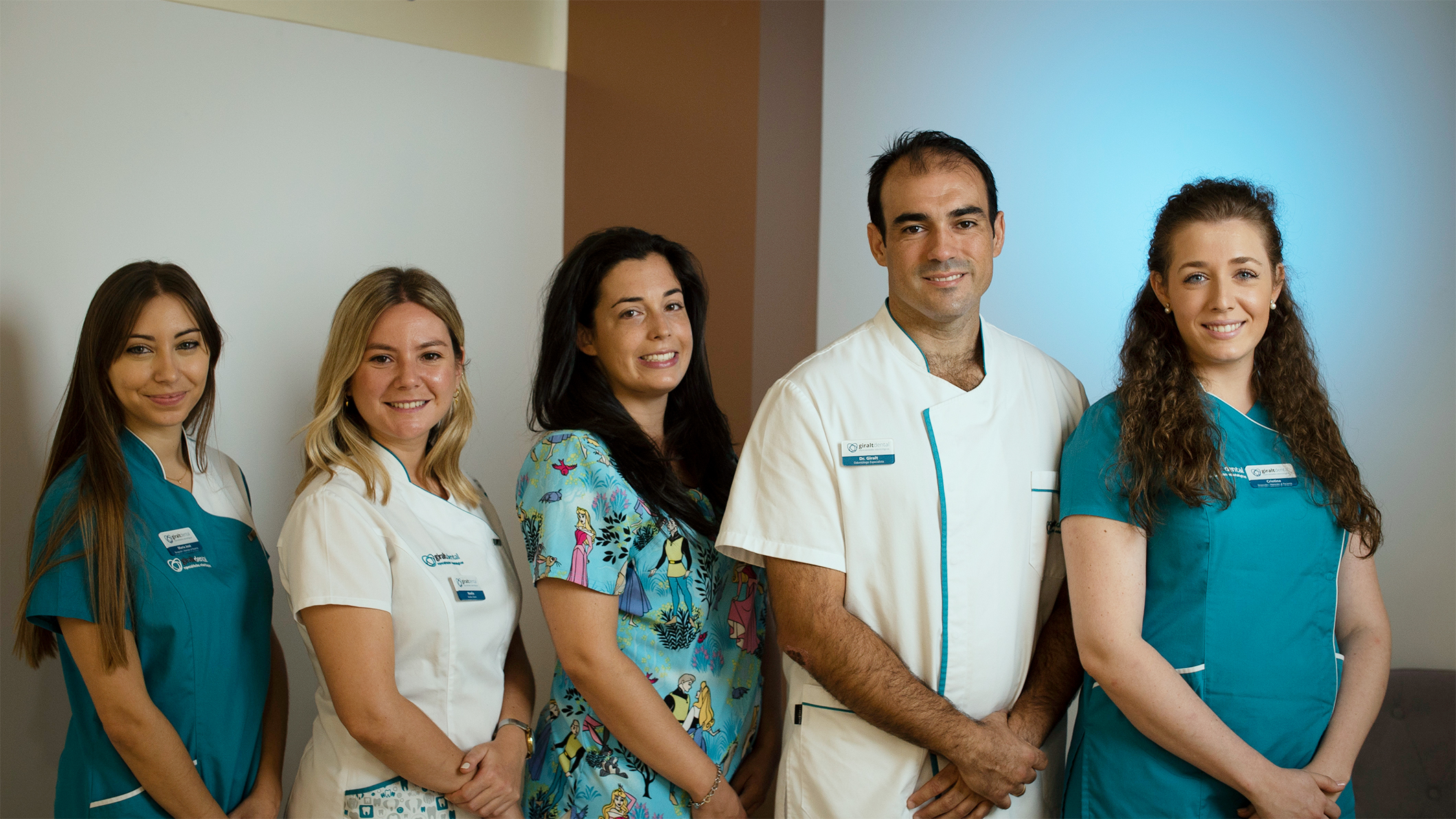 Equipo Giralt Dental Badajoz