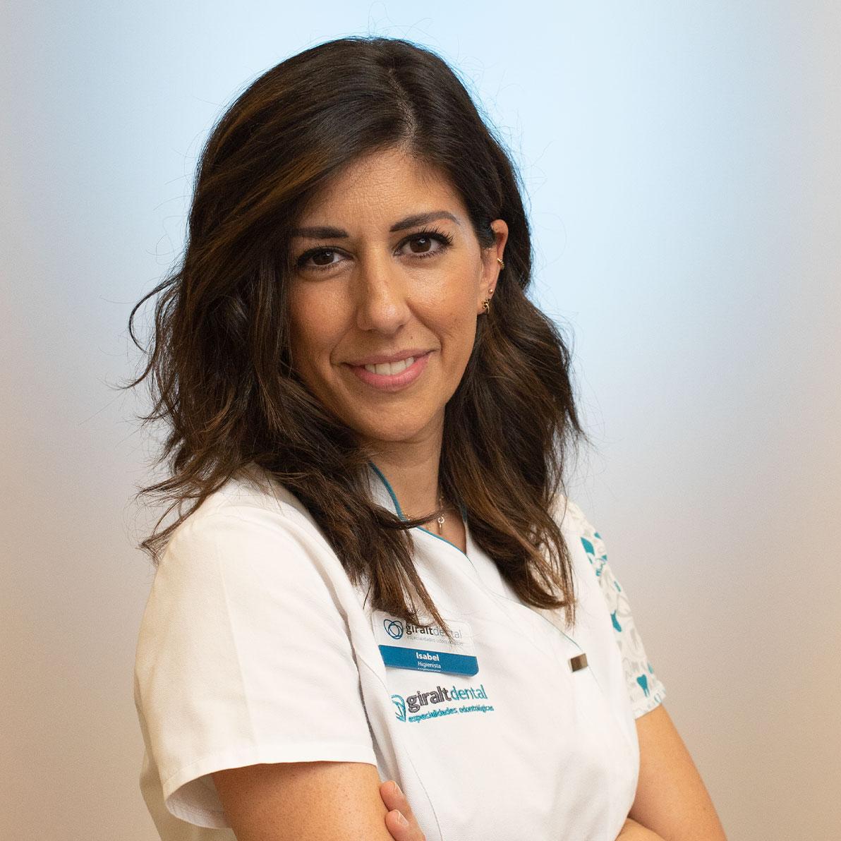 Isabel - Higienista en Clínica Dental Giralt